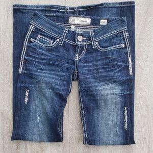 BKE Sabrina Jeans Size 24 Reg